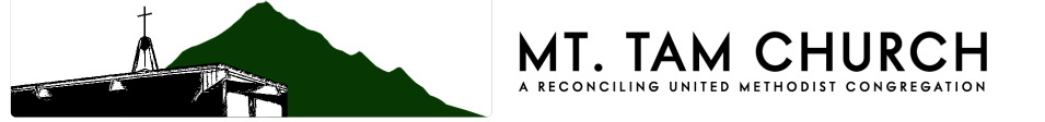 Mt. Tamalpais United Methodist Church logo