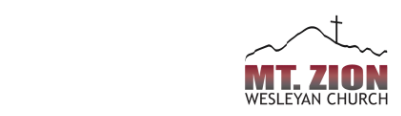 Mt. Zion Wesleyan Church logo