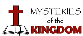 Mysteries of the Kingdom Inc. logo