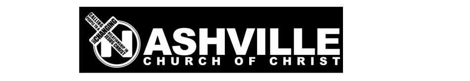 Nashville Church of Christ logo
