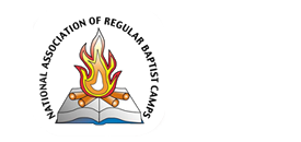 National Assoc of Regular Baptist Camps logo