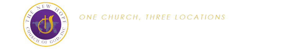New Hope Church of God logo