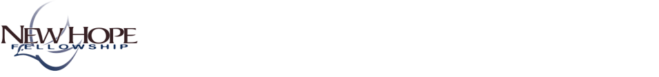 New Hope Fellowship Church in Springdale, AR logo