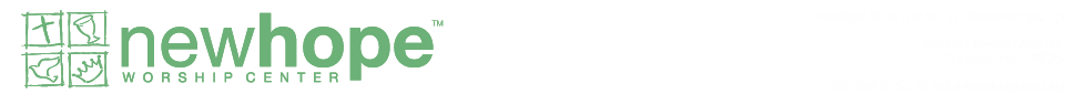 New Hope Worship Center logo