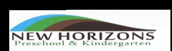 New Horizons Preschool logo