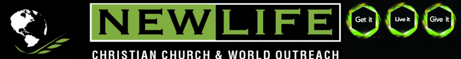 New Life Christian Church  World Outreach logo