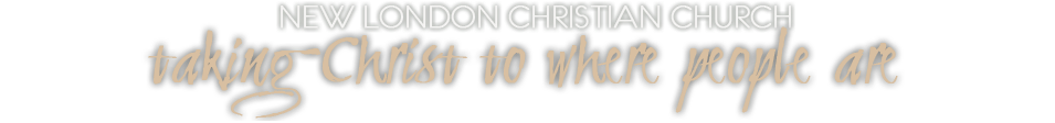 New London Christian Church logo