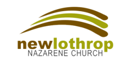 New Lothrop Church of the Nazarene logo