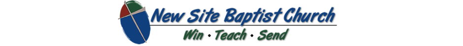 New Site Baptist Church logo