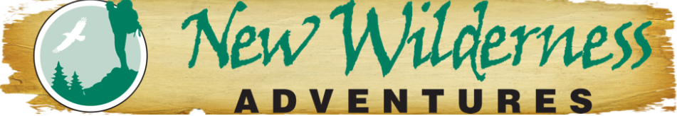 National Men's Christian adventure ministry: New Willderness Adventures offers discipleship, mentoring, counseling, and warrior training to men through casual, critical and crucial adventures.   logo