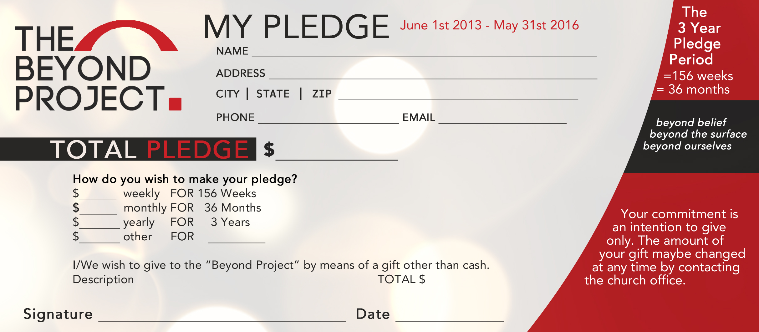 Donor pledge form agipeadosencolombia donor pledge form pronofoot35fo Gallery