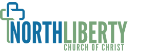 North Liberty Church of Christ logo