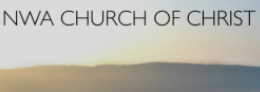 NWA Church of Christ logo