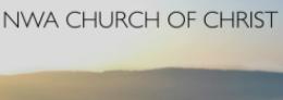 NWA Church of Christ logo