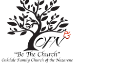Oakdale Family Church of the Nazarene logo