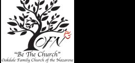 Oakdale Family Church of the Nazarene logo