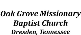Oak Grove Missionary Baptist Church logo