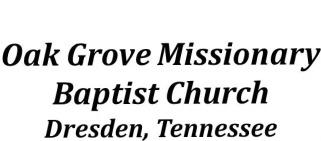 Oak Grove Missionary Baptist Church logo