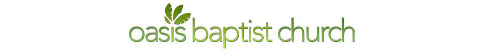 Oasis Baptist Church logo