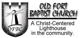 Old Fort Baptist Church. Summerville, SC logo