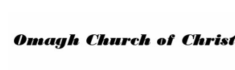 Omagh Church of Christ logo