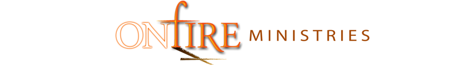 On Fire Ministries logo