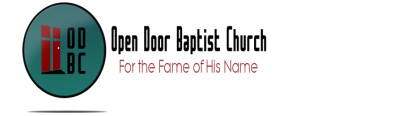 Open Door Baptist Church logo