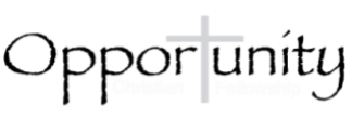Opportunity Christian Fellowship logo