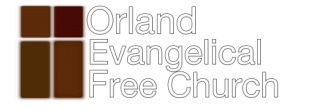 Orland Evangelical Free Church logo