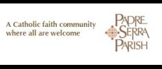 Padre Serra Parish logo