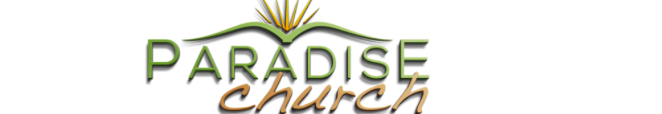 Paradise Church in Las Vegas logo