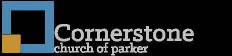 Cornerstone Church of Parker logo