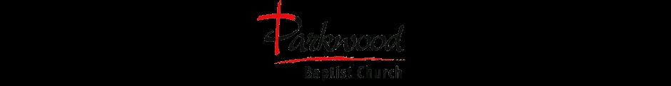 Parkwood Baptist Church logo