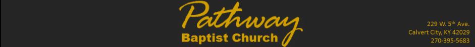 Pathway Baptist Church logo