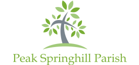 Peak Springhill Parish logo