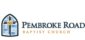 Pembroke Road Baptist Church logo