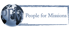 People For Missions logo