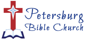 Petersburg Bible Church logo