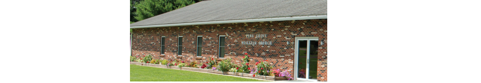 Pine Grove Wesleyan Church logo