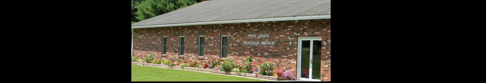 Pine Grove Wesleyan Church logo