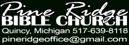 Pine Ridge Church logo