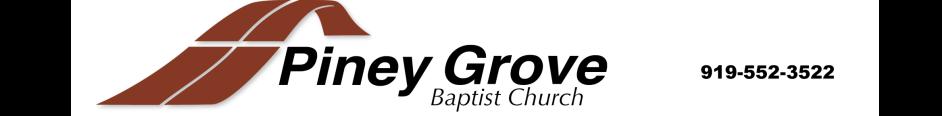 Piney Grove Baptist Church logo