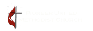 Pioneer United Methodist Church logo