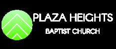 Plaza Heights Baptist Church logo