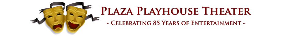 Plaza Playhouse Theater logo