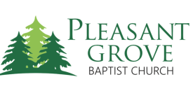 Pleasant Grove Baptist Church logo