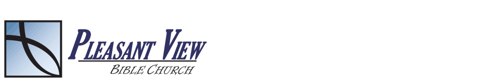 Pleasant View Bible Church logo