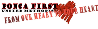 Ponca City First United Methodist Church logo