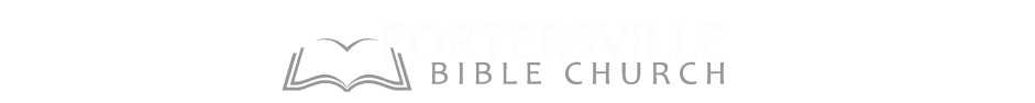 Portersville Bible Church logo