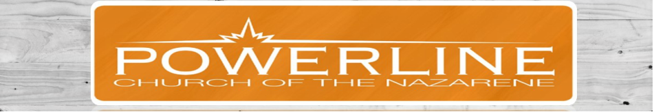 Power Line Church of the Nazarene logo